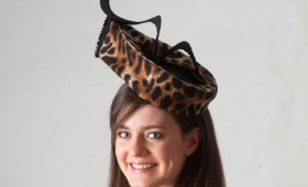 "Leopard Print with ""Snake"" Hat"