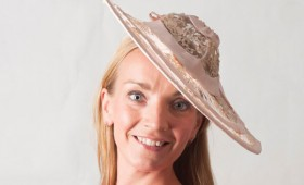 Lace & Silk Percher